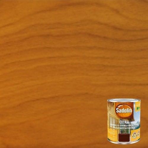 Lakierobejca Sadolin Extra drzewo wiśni 0,75l