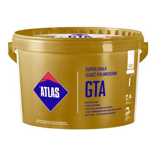 Atlas Gładz polimerowa  GTA Super 18 kg