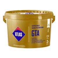 Gładź polimerowa Atlas GTA 18 kg, biała