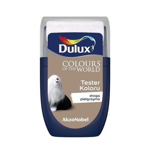 Farba Dulux Kolory Świata droga pielgrzyma 0,03l