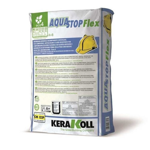 Hydroizolacja Aquastop flex 24kg proszek