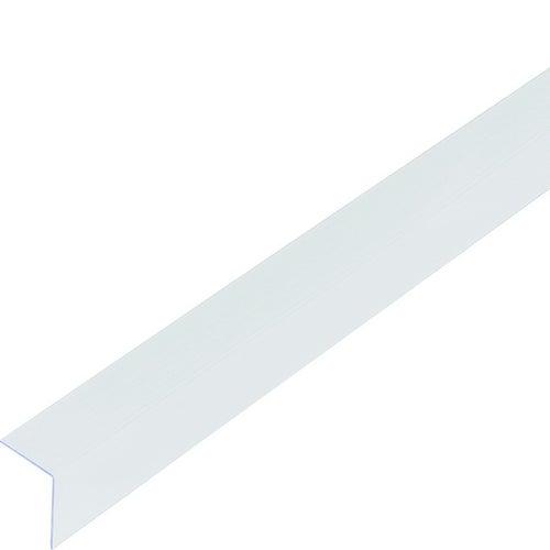 Kątownik PVC 1000x20x20x1 mm