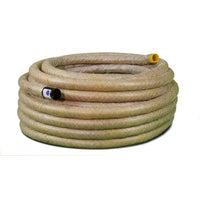 Rura drenarska fi 100 mm z otuliną SF27, dł. 50 mb PVC Scala Plastics