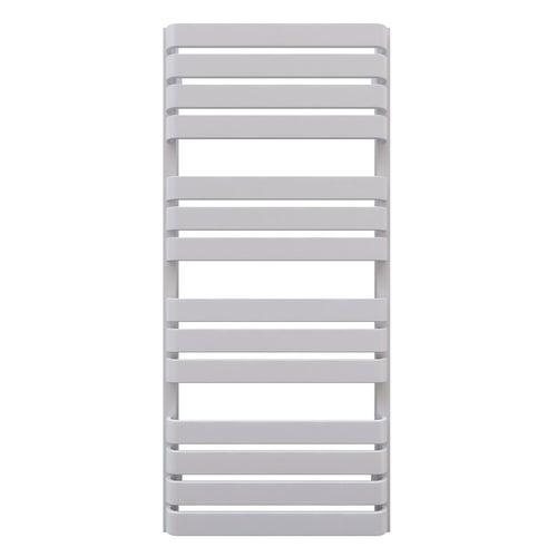 Grzejnik łazienkowy Warp T 111x50 cm, biały