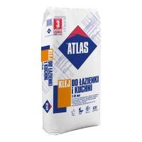 Zaprawa klejowa Atlas do łazienki i kuchni 22.5 kg