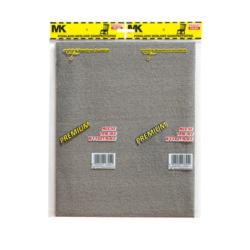 Podkładka filcowa premium 310x250 mm grafit
