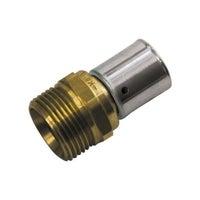 """Kan Press Złączka GZ 20x2 mm G1/2"""""""