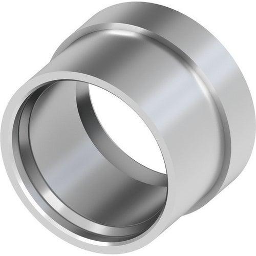 Tece Pierścień niklowany do rur sanitarnych i grzewczych 16 mm