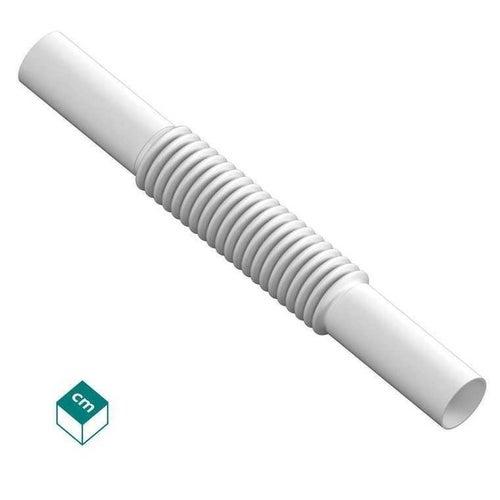 Złączka elastyczna ZCL 16mm UV biała 100szt