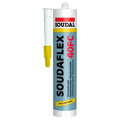Uszczelniacz poliuretanowy Soudaflex 40FC szary 310 ml