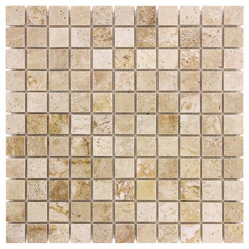 Mozaika kamienna Travertine 25