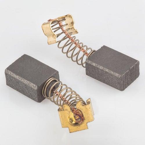 Szczotki węglowe 9x6x12 mm, końcówka X8