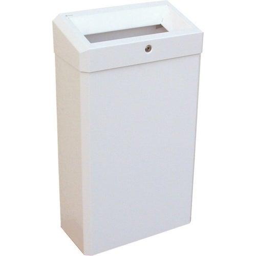 Kosz na odpady Stella Mini 27l, biały