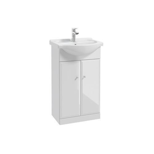 Zestaw  szafka z umywalką Onas Armando 50 cm 001-D-05001+1