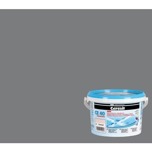 Fuga CE40 Aquastatic 13 antracite 2 kg