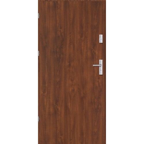 Drzwi wejściowe Optimum 80 cm lewe orzech