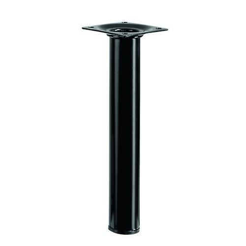 Noga meblowa D30x200 mm czarna