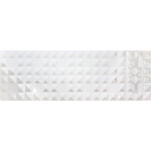 Płytka dekoracyjna Okeo plaza white 30x90 cm 1.08 m2 gat.1