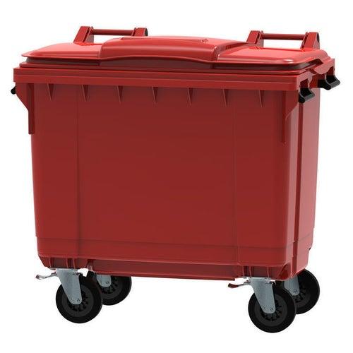Pojemnik MGB 660 l czerwony