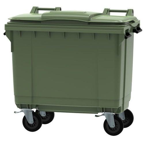Pojemnik MGB 660 l zielony