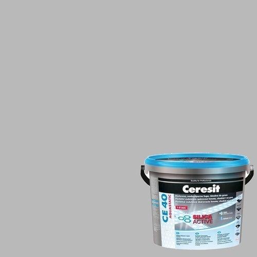 Fuga CE40 Aquastatic 12 cement gray 2 kg