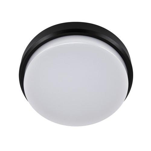 Oprawa Aron LED C 12W, 1200lm, 4000K, IP65, czarna