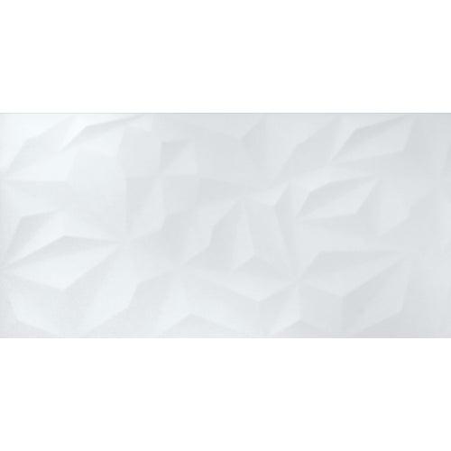 Płytka dekoracyjna Nubila Pillow White Satin 30x60 cm 1,44m2 gat.1
