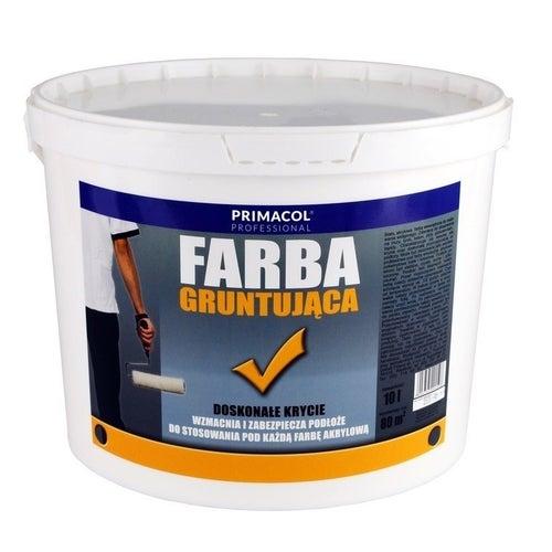 Farba gruntująca Primacol Professional 10l