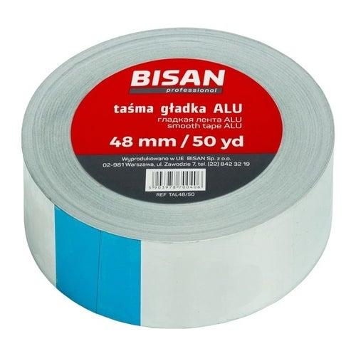 Taśma aluminiowa gładka 48 mm/50 yd