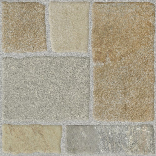 Gres szkliwiony Brick Natural 33.3x33.3 cm 1.55m2