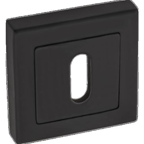 Szyld AMBQD-100 KL czarny mat kw 25x1x10 cm