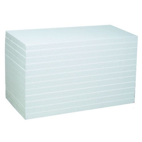 Styropian Izolbet Podłoga Premium 3 cm EPS 80 kPa 0,038 W/(mK) 10 m2