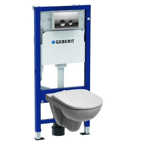 Zestaw podtynkowy WC Geberit Unifix Pro21 Nova Pro 118.302.21.1