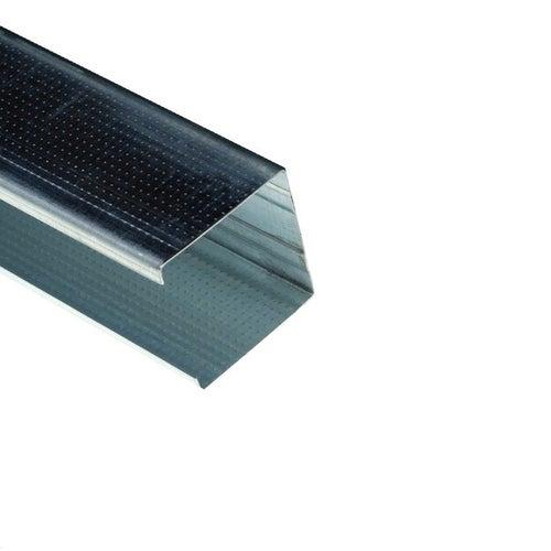 Profil do suchej zabudowy ścienny CW75 Siniat Nida 73.8/50/48x2600 mm, 0.55 mm