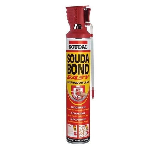 Klej budowlany Soudal Soudabond Easy 750ml