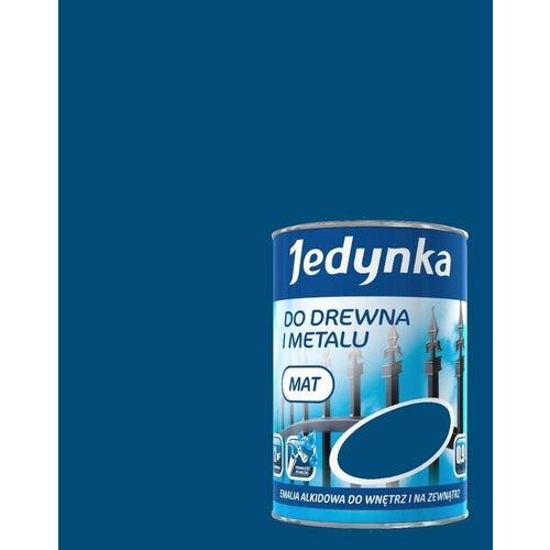 Emalia alkidowa Jedynka niebieski 0,9l