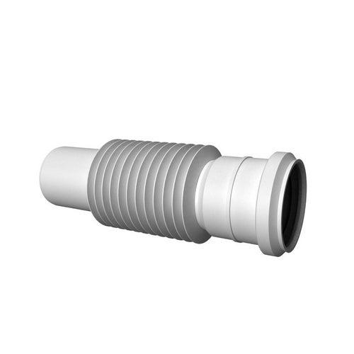 Kolano uniwersalne Flexi 40 mm z uszczelką