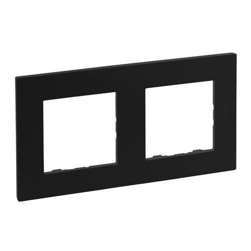 Niloe Step ramka czarna podwójna