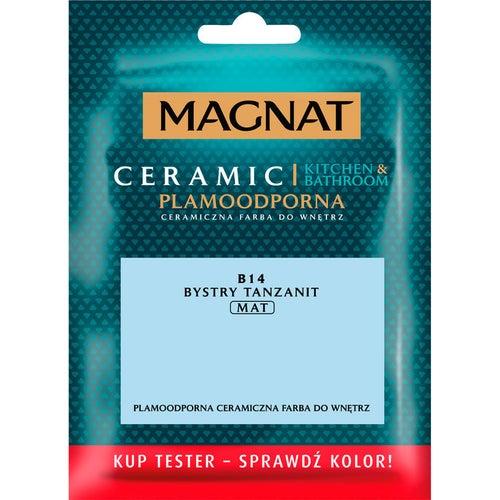 Farba Magnat Ceramic Kitchen&Bathroom tester bystry tanzanit 0,03l
