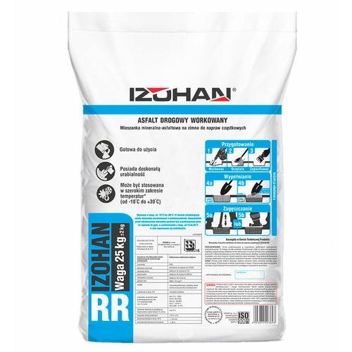 Asfalt na zimno Izohan RR 25 kg
