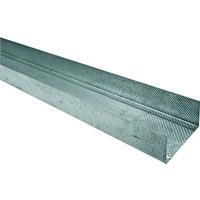 Profil do suchej zabudowy ścienny UW75 Budmat 75/30x4000 mm, 0.5 mm
