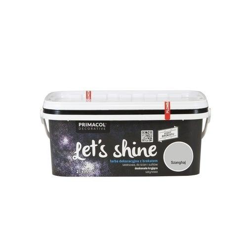 Farba Primacol Let's Shine szanghaj 2l