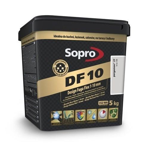 Fuga DF10 Design Flex 27 pergamon 5kg
