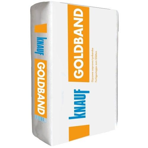 Tynk gipsowy ręczny Knauf Goldband 5 kg