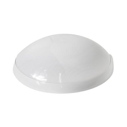 Oprawa Camea 75W E27 IP44 biała klosz opal