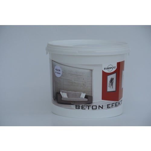 Tynk dekoracyjny Beton Efekt genova 7,5kg