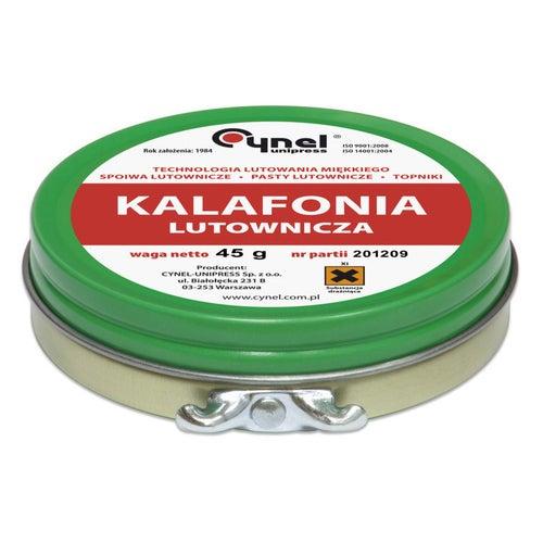 Kalafonia lutownicza 45g