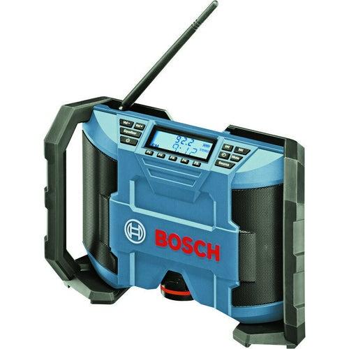 Radio budowlane GPB 12V-10 Bosch bez akumulatora
