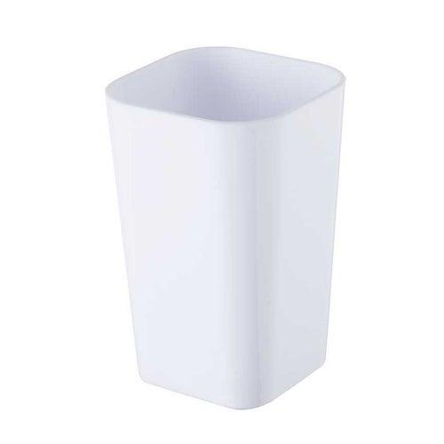 Kubek kosmetyczny Simple biały