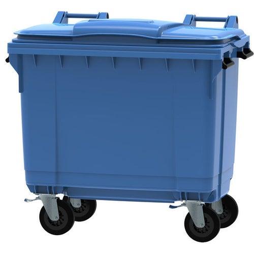 Pojemnik MGB 660 l niebieski